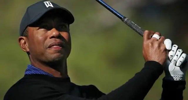 Tiger Woods Partners With GOLFTV