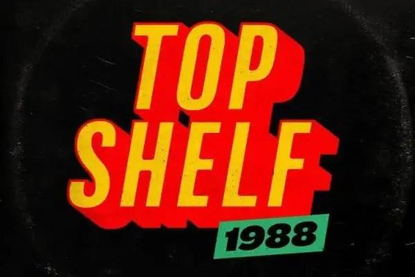 Rostrum Records Releases 'Top Shelf 1988'