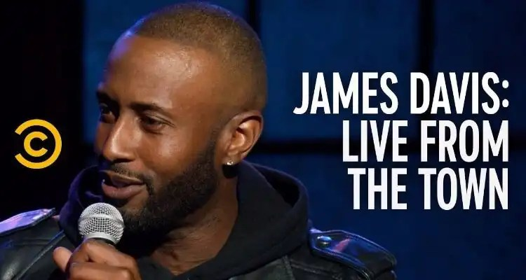 Comedy Central Presents James Davis: Live From The Town