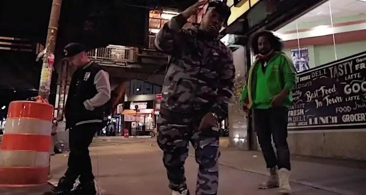 Statik Selektah & Termanology 'It's On You' ft. Fame of M.O.P. & Haile Supreme