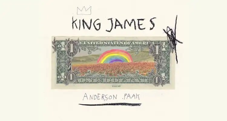 Anderson .Paak - King James