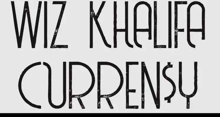 Wiz Khalifa and Curren$y - Garage Talk