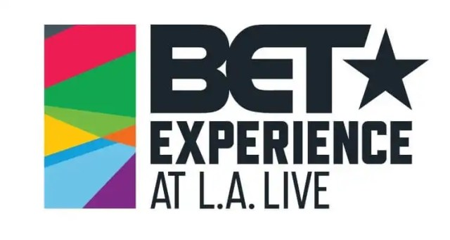 Meek Mill, Cardi B and Mary J. Blige at The 7th Annual BET Experience at L.A. LIVE