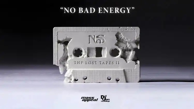 Nas - No Bad Energy