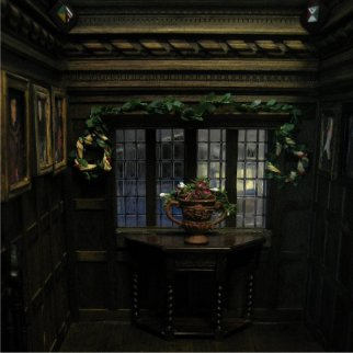 theinfill doll's house blog - Medieval, Tudor, Jacobean –dressing the tables etc