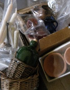 theinfill dolls house blog - Hogepotche Hall - kitchen items