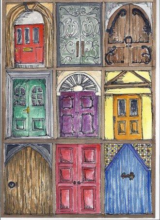 Doorways - Nina Haigh