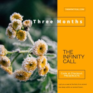The Infinity Call_Gift Card_ThreeMonths