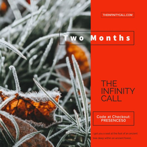 The Infinity Call Gift Card_TwoMonths