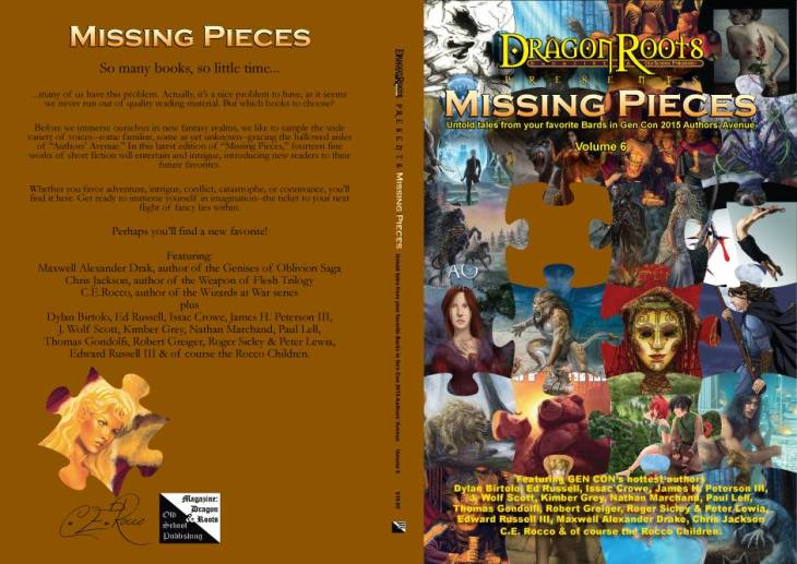 """Dragon Roots: Missing Pieces VI"""