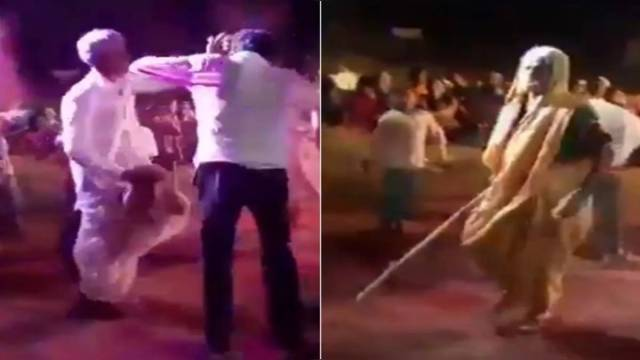 Viral – Old man dancing on DJ, his lady came and then see what happened in this video