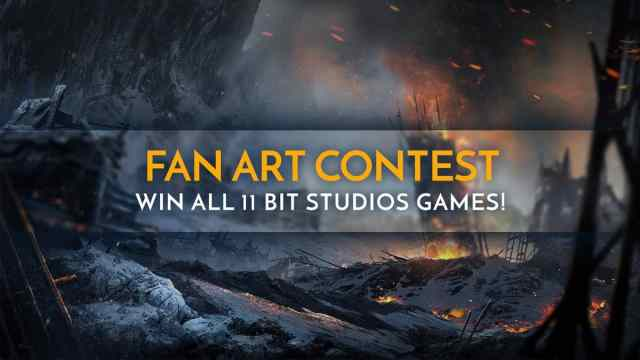Frostpunk Fanart Competition – active from the 21st of April to the 5th of May