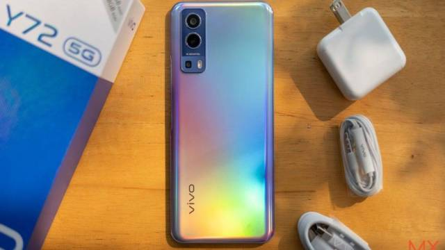 New Vivo Y72 5G to launching in India in July 2021