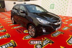 Reekado's Car Gift for Next Best Rated (Headies 2015)