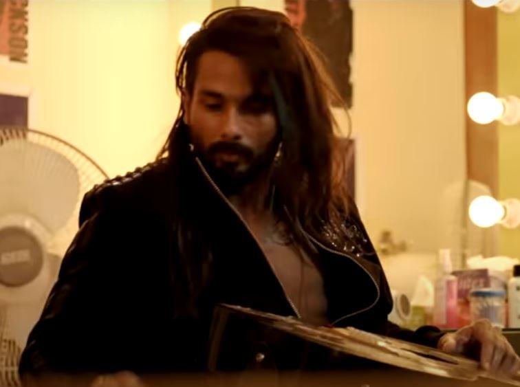 Shahid Kapoor hairstyle in Udta Punjab Movie