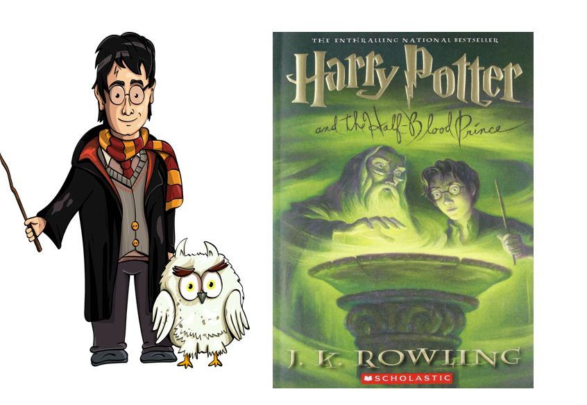 Harry Potter and the Half Blood Prince Book Free Download