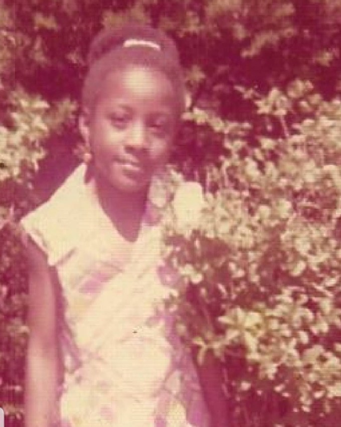 Iretiola Doyle shares her childhood photos to celebrate her 53rd birthday 2