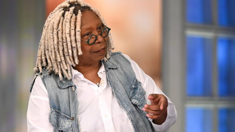 Whoopi Goldberg Talks About Her Future on 'The View ...