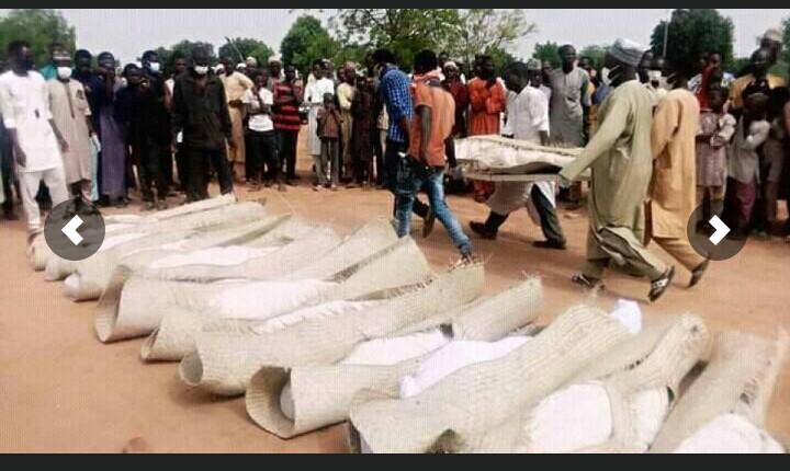 18 people dead in katsina