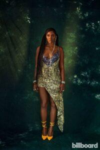 Nigerian stars, Tiwa Savage, Davido and Mr Eazi grace the Billboard Magazine Cover