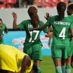 Nigeria wins South Africa, will face Cameroon in AWCON