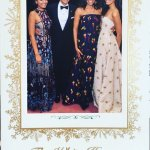 The Obamas 2016 Family Holiday Card Revealed