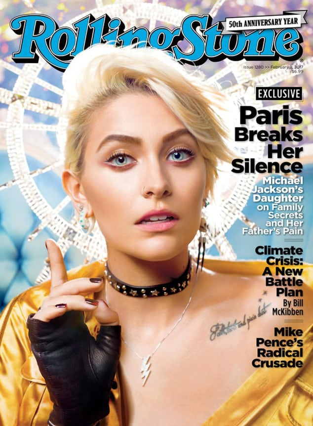 Paris Jackson Speaks on Her Father's death