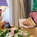 Custodian of Two Holy Mosques Receives Message from UAE President