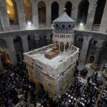 Jesus Tomb Reopens In Jerusalem After  $4 Million Restoration
