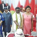 Madumere picks former beauty queen as new wife