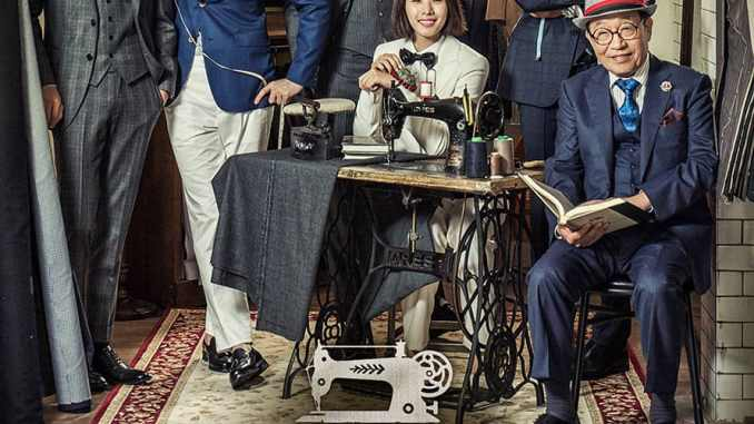 The Gentlemen of Wolgyesu Tailor Shop