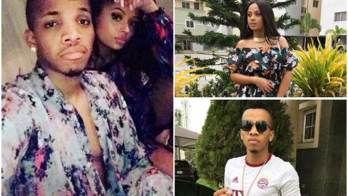 Tekno and Lola Rae has been giving hints that they are dating, but they never came public with it. Two days ago, Tekno shared a picture of him
