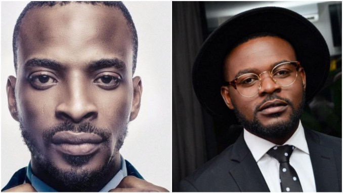 Amid beef rumors, Falz and 9ice have dinner together - Video