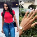 "MBGN 2013 Powede Lawrence Engagement Ring ""I was drooling over this ring a month ago"" (Photo)"