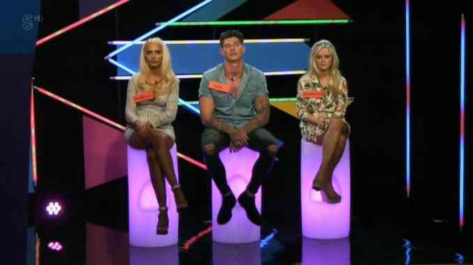 Sam Chaloner Big Brother 2017 contestant was given a second chance to be on the show