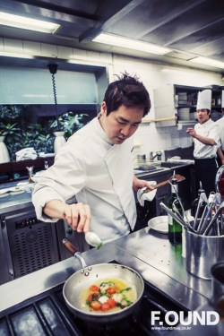 You Can Cook With Chef Sam Kim