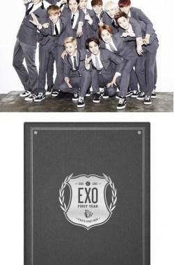 EXO First Box
