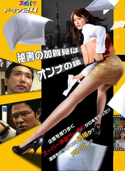 Hisho no Kagami 2008 Japanese Drama - Synopsis