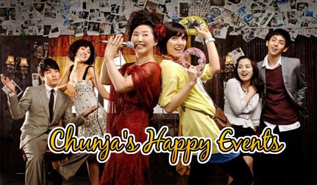 Chun Ja's Happy Events