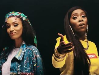 Di'Ja Ft. Tiwa Savage - The Way You Are ( Gbadun You ) [ Official Music Video ]