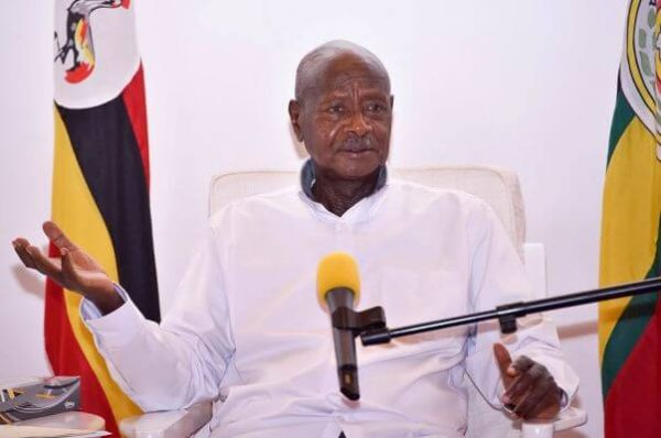 LIVE VIDEO: President Museveni officiates at a televised Labour Day Celebrations