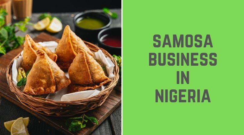 Samosa Business in Nigeria