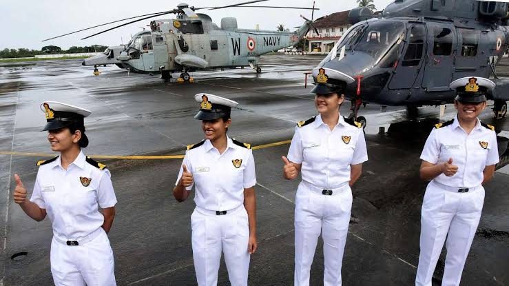 First women officers to be posted with crew of FRONT-LINE indian navy warships, History in making