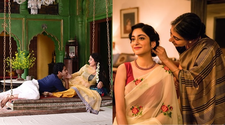 A Suitable Boy trailer: Ishan Khatter, Tabu's love challenges society in a newly Independent India