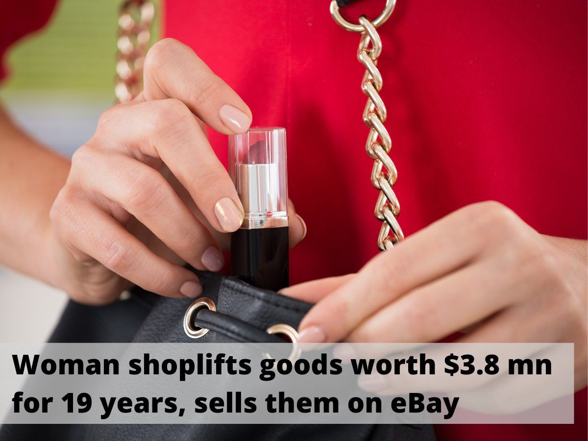 US Women Sold Stolen Goods On eBay for 19 years jailed for 4.5 years