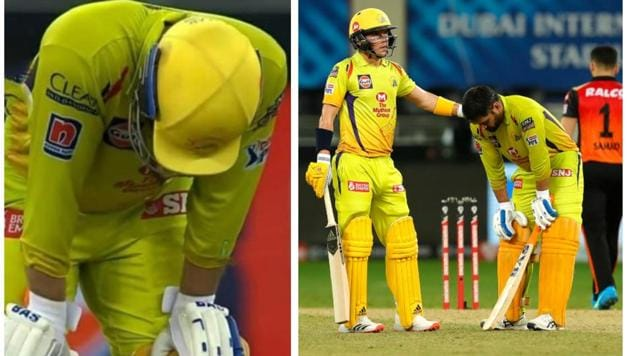 IPL 2020, CSK vs SRH: Dhoni explains why he was coughing and struggling in last two overs