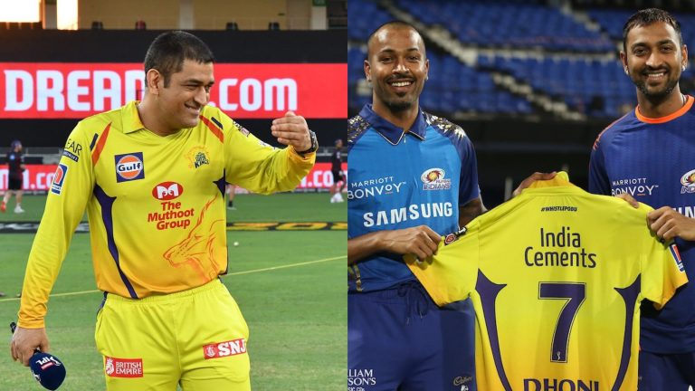IPL 2020: 'Maybe they thought I'm retiring' – MS Dhoni's stunning explanation on why players collected his CSK jerseys