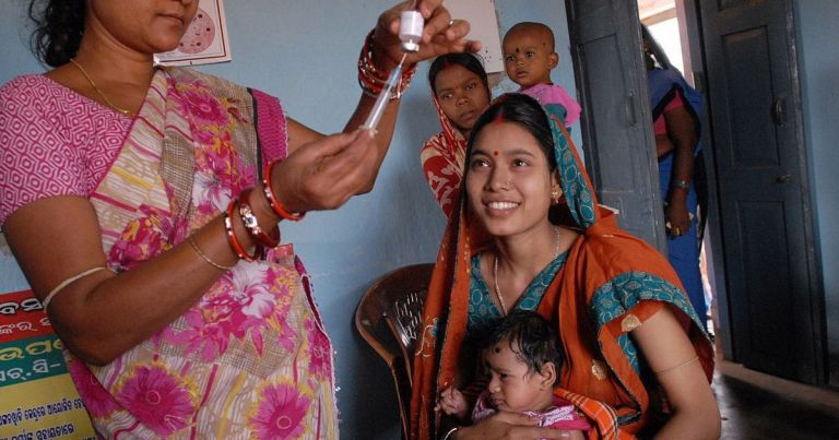 India launches worlds biggest vaccination drive today