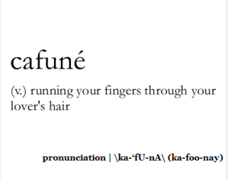 cafune