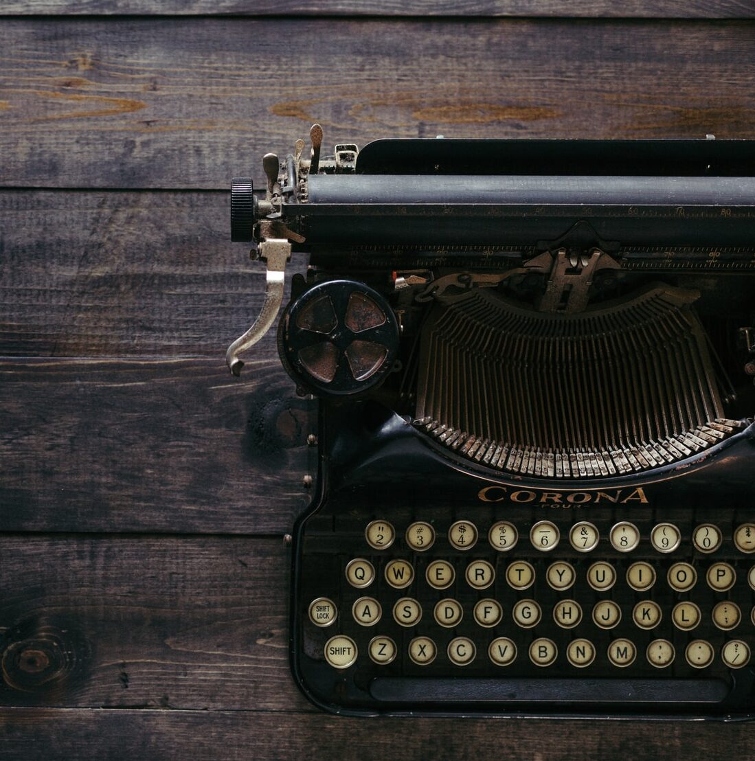 """How to """"Just Write"""" Without Having to """"Sit at a Typewriter and Bleed"""""""